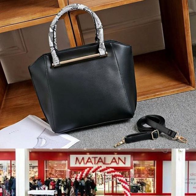 MATALAN handle skin crossbag