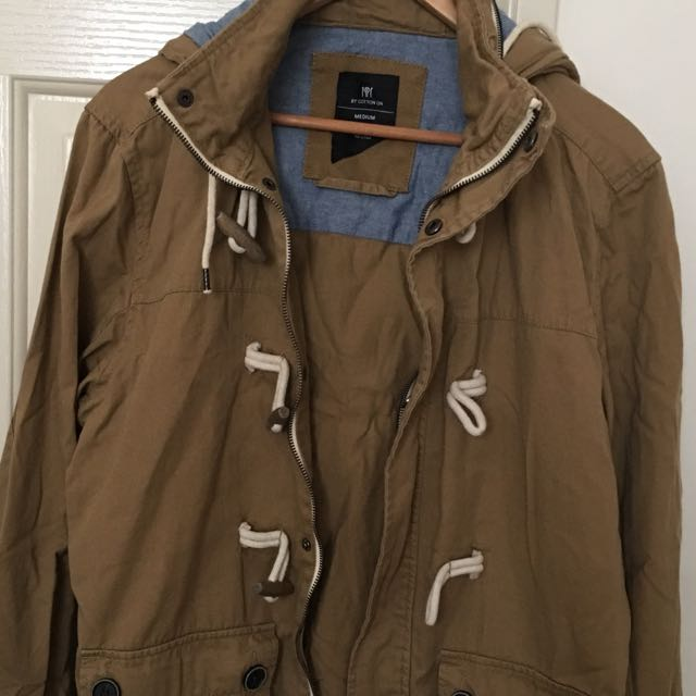 *REDUCED Men's Jacket, Size M, Light Weight