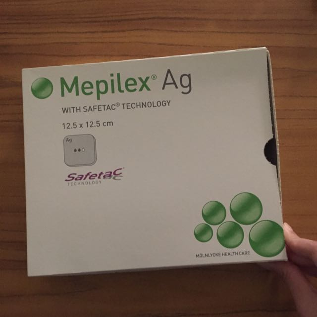 Mepilex Ag Dressing