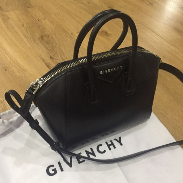 REPRICE! Mini Givenchy Antigona Smooth ebf1324737907