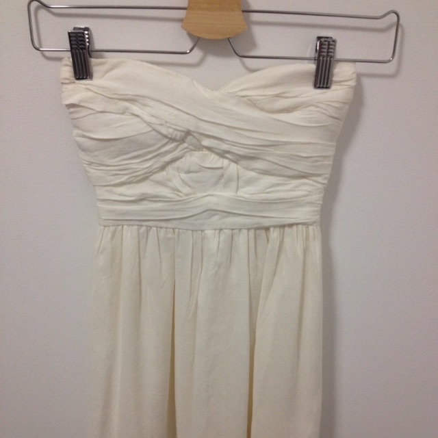 MOOLOOL White Dress Size XS