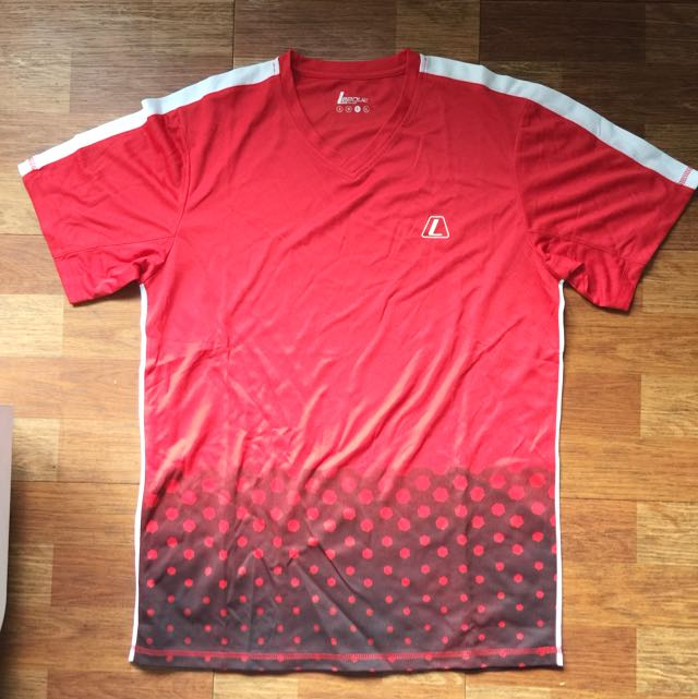 NEW LEAGUE POLIESTER SPORT CLOTHING
