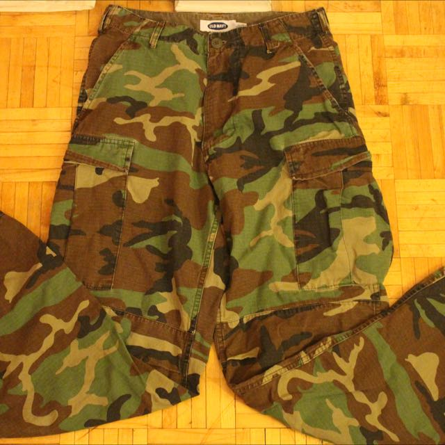 Old Navy Army Pants