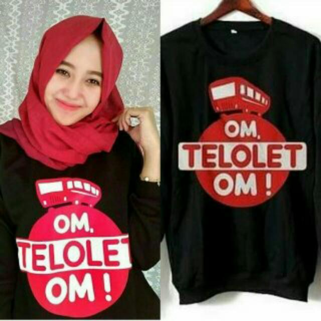 Om Telolet Om T Shirt