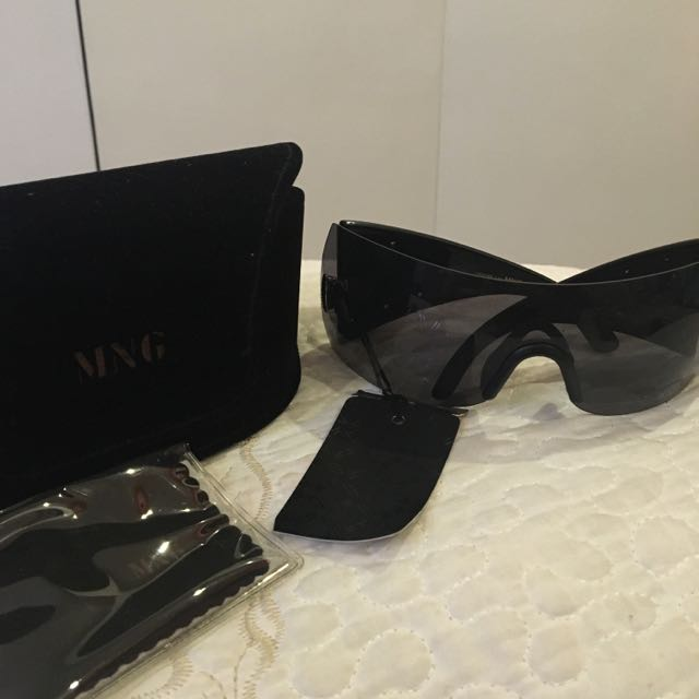 New Original MNG Mango Sunglasses