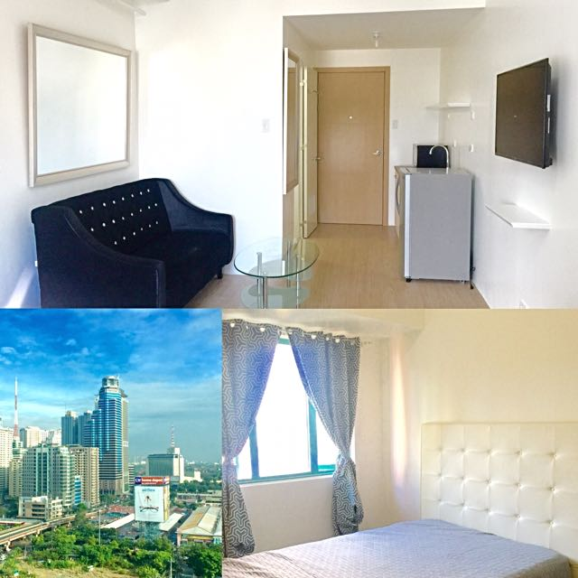 Ortigas Condo for Rent beside The 30th Ayala Mall