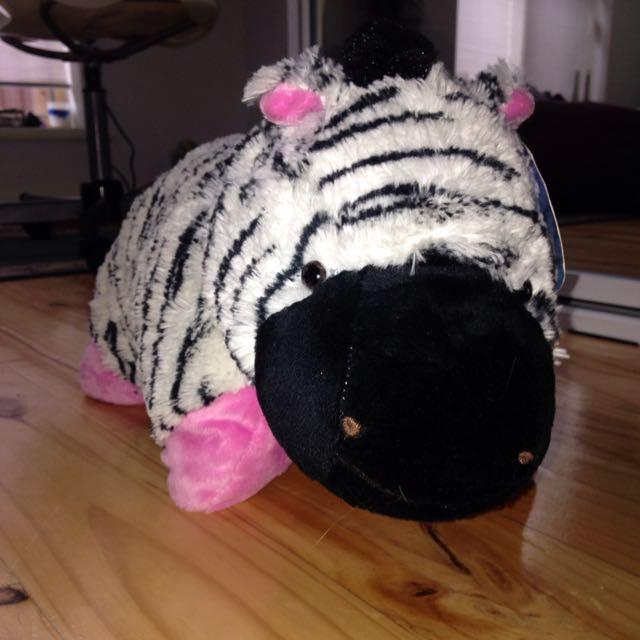 Pillow Pet • Zippity Zebra