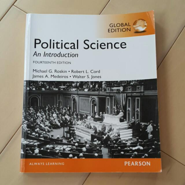 Political Science : An Introduction 14 edition Pearson Michael Robert James Walter
