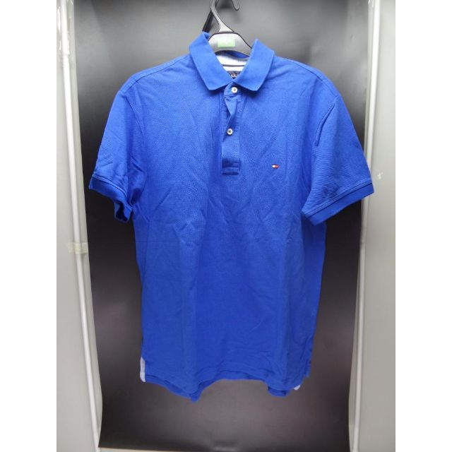 Polo Shirt Tommy Hilfigher Original Blue #ManPreloved