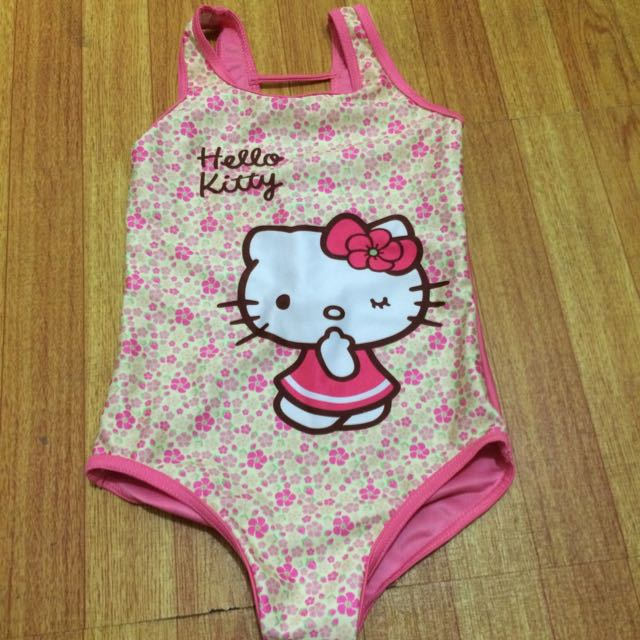 Preloved Hello Kitty Bathing Suit