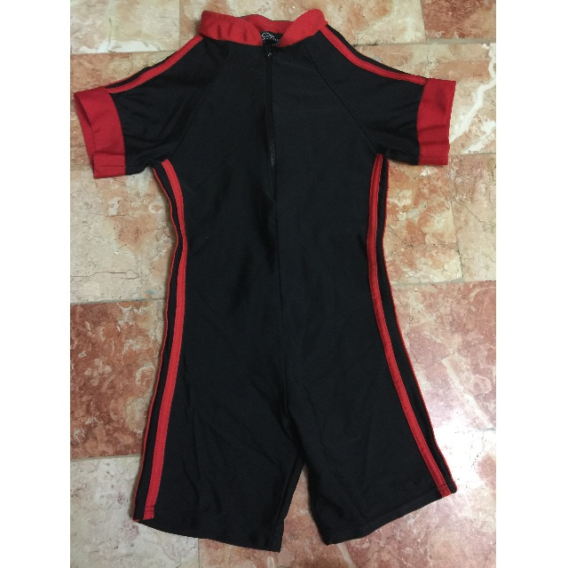 Rash Guard red summer collection