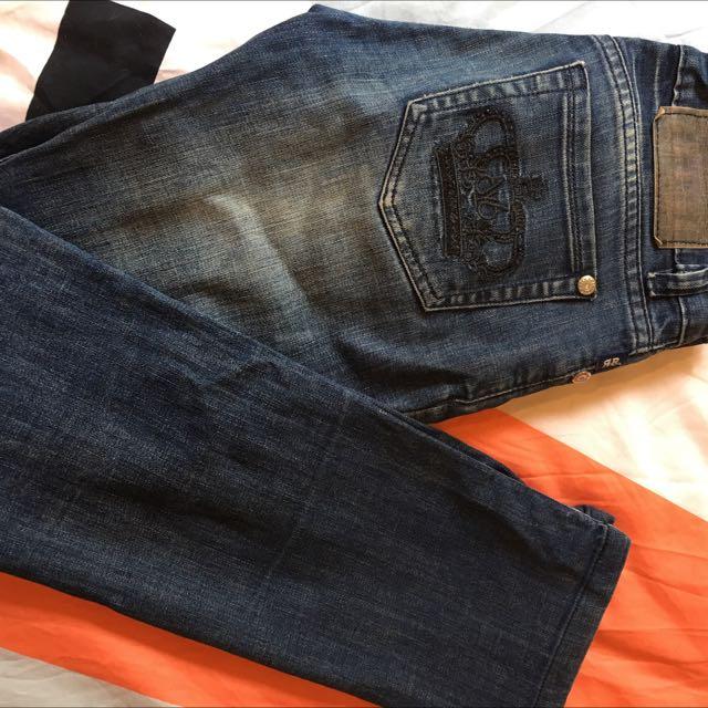 *REDUCED. ROCK & REPUBLIC Denim Jeans Slim Leg