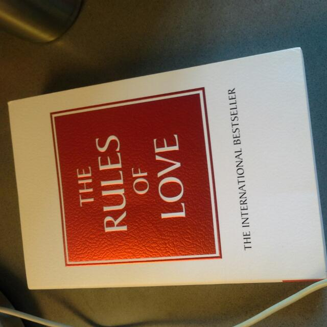 Rules Of Love By Richard Templar
