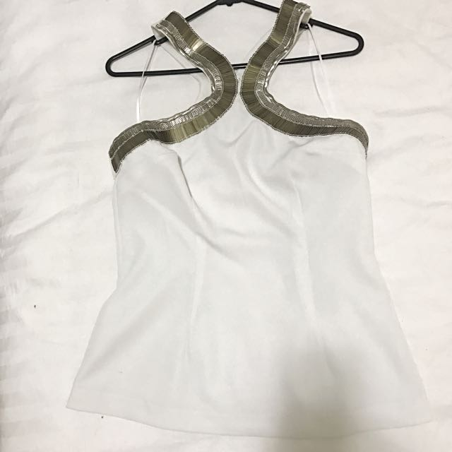 BNWT SEDUCE Fitted Top. Size 10