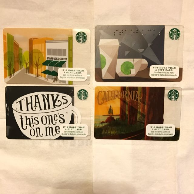Starbucks Cards US