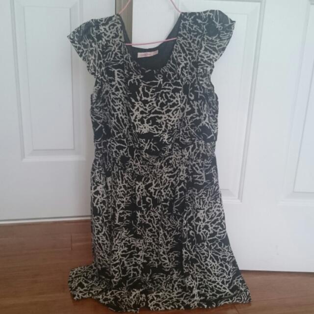 Summer Dress 12-14