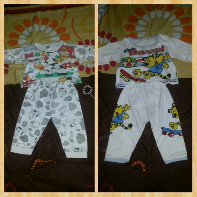 Take It All Pijamas Baby Only 35k