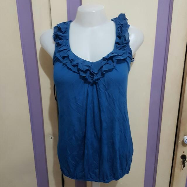 Ted Baker Ruffle Top