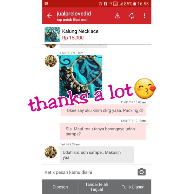 Testi My Lovely Customer