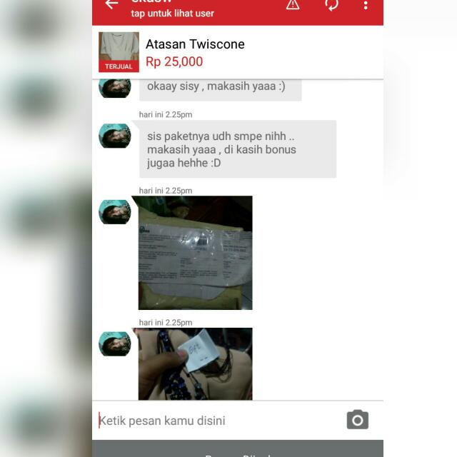 Testi Real No Tipu Tipu