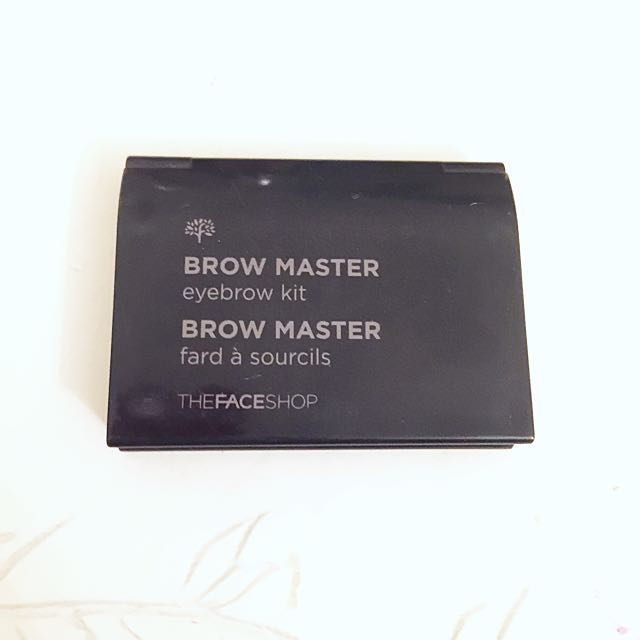 THE FACE SHOP Brow pallete