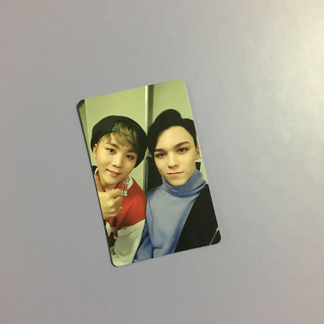 Verkwan Unit PC Going Seventeen