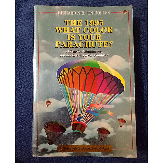 What Color Is Your Parachute, Books, Books on Carousell