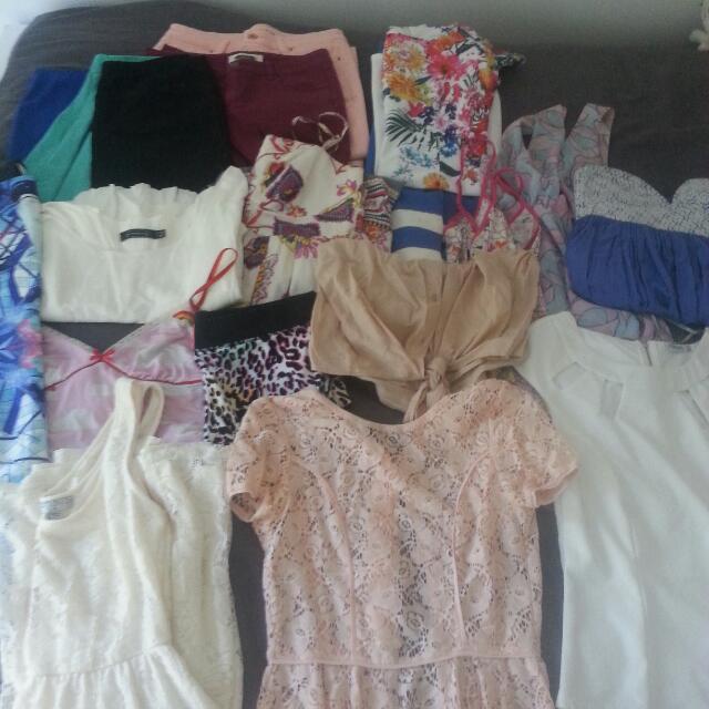 Women's clothing (bundle)