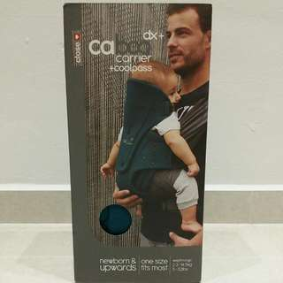 BNIB Baby Carrier Caboo dx+