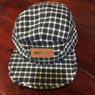 🚚 Publish 綠格棒球帽⚾️ 潮牌棒球帽