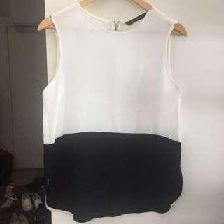 Zara Shirt Size Small