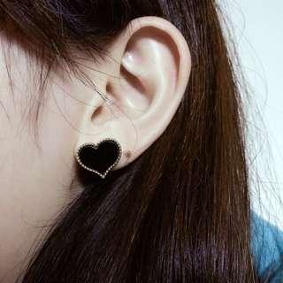 出清❤️經典愛心耳環💕