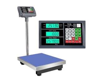 Electronic Computing Platform Digital Scale 300kg