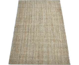 Boculle Thick Jute Rug Natural Jute 190x290cm