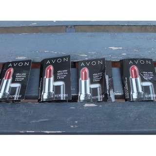 *NEW* Avon Sample Size Lipsticks (4pk)