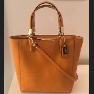 Coach Leather Bag - Excellent Condition