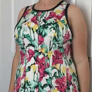 Tokito Dress Size 16