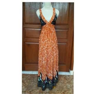 longdress orange