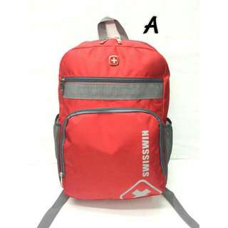 Swisswin Backpack