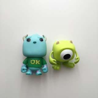 Pop Funko - RARE and Vaulted Monsters University