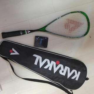 New Squash Racket