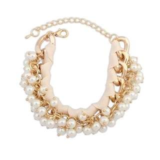 brand new pearl fashion bracelet