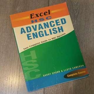 HSC Excel - Advanced English