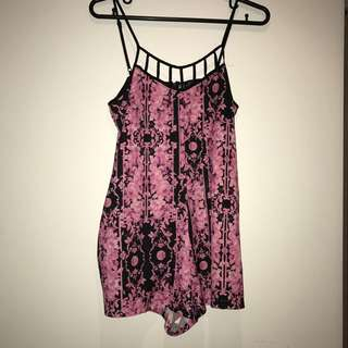 'Ally' Playsuit