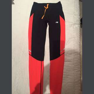 New Balance Accelerate Running Full Length Tights sz. Small