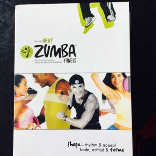 Zumba Fitness Cd