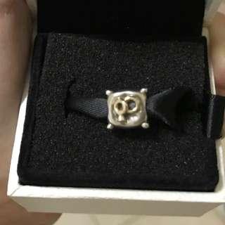 Pandora Diamond Ring Charm