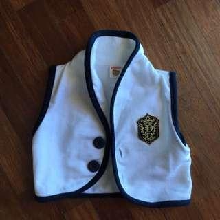 Pigeon Baby Boy Vest