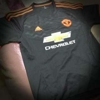 MANCHESTER UNITED MANU SOCCER AUTHENTIC AWAY JERSEY