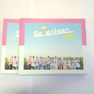 Seventeen L&L Repackage Album